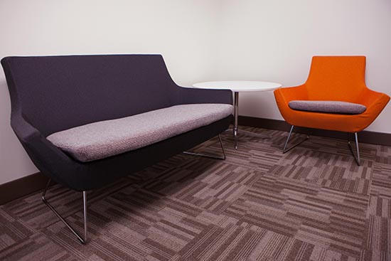 Hightower Happy Sofa and Happy Chair