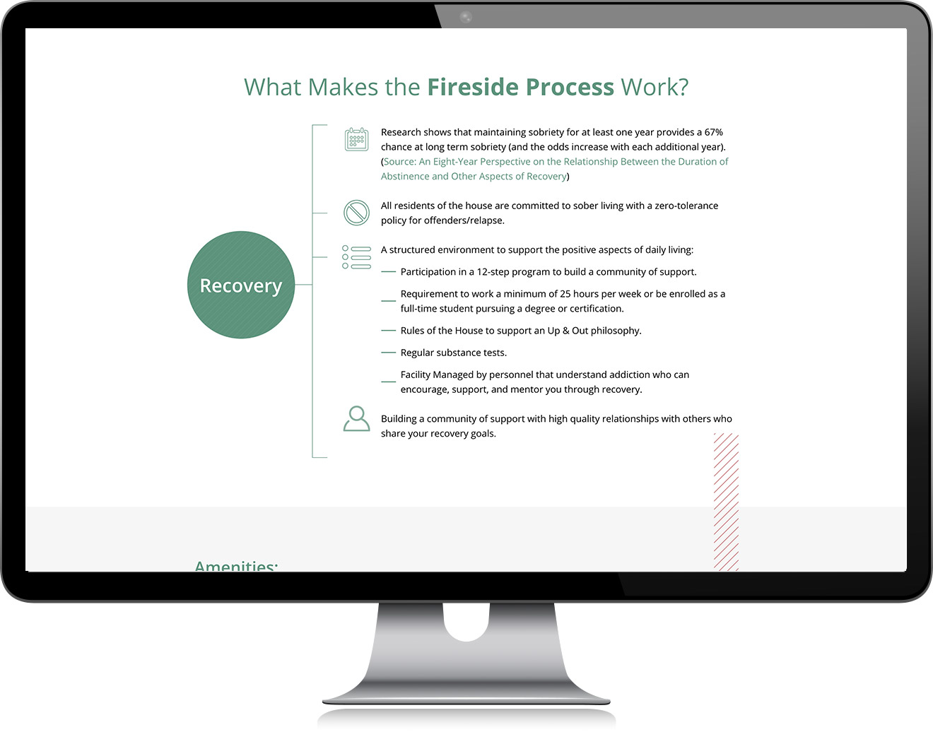 Fireside Recovery Process Design